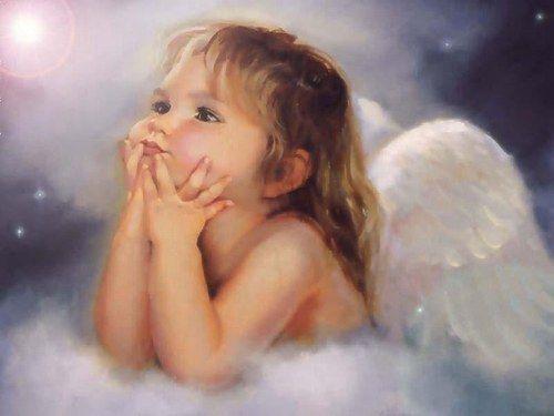 les anges et fees